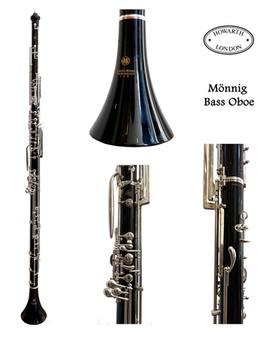 Mönnig Bass (Baritone) Oboe 190LF