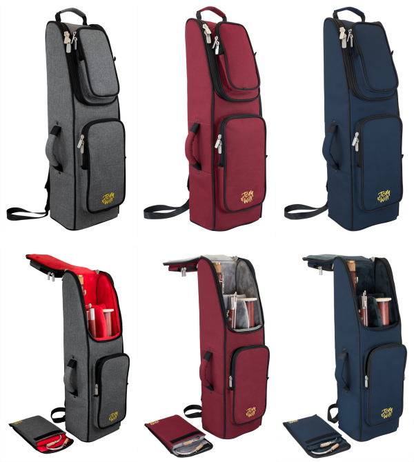 Tom and Will Bassoon Gigbag : New style Blue